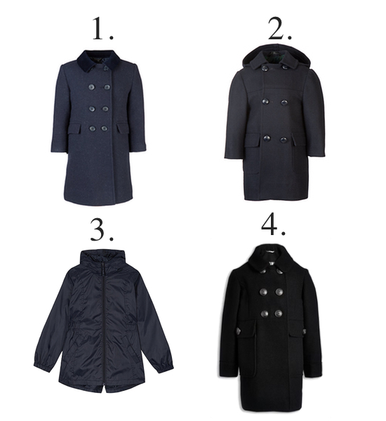 2f635761c girls and boys school coats