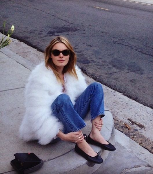 Camille Rowe Get Her Style Little Spree Style