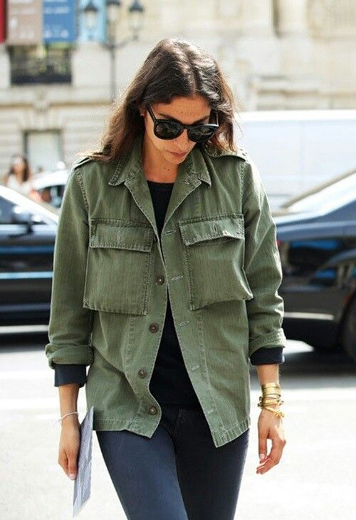 How to wear your khaki shakeout - Little Spree style inspiration for modern mothers
