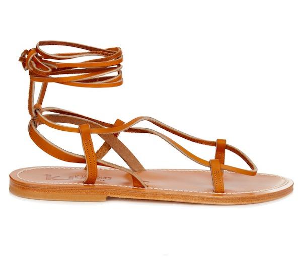 Dresses & (Tan) Sandals
