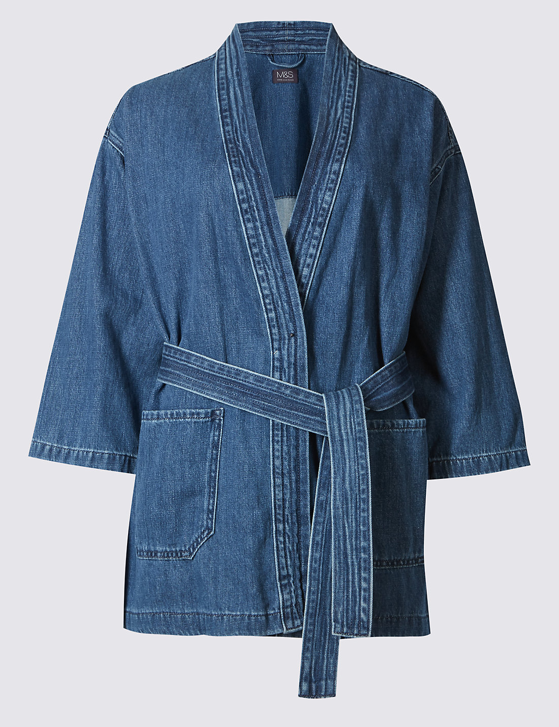 M&S denim jacket