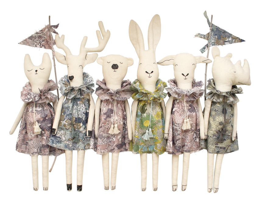 The Most Fashionable Dolls In Town