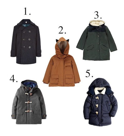 86ecbe7af Emile Et Ida Fur-Lined Parka (12 months-10 years), £103.35 3. Morley  Two-Tone Fur-lIned Parka (2-16 years), £105.95 4. Boden Duffle (2-12  years), ...