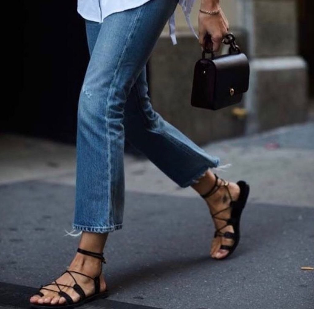 Summer (Flat) Sandal Edit